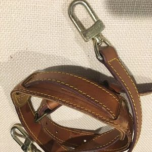 Authentic Louis Vuitton shoulder strap